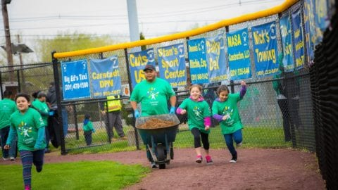 Comcast Cares Day 2017: Making Change Happen in New Jersey and Philadelphia