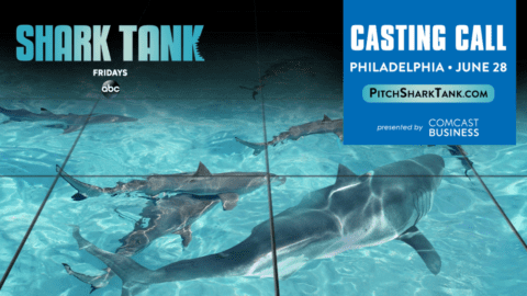 "Comcast Business to Host ""Shark Tank"" Casting Call in Philadelphia"
