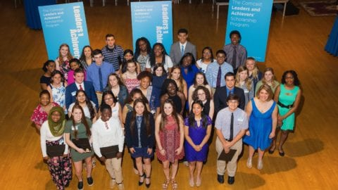 Comcast NBCUniversal Awards $91,000 in Scholarships to 82 New Jersey High School Seniors