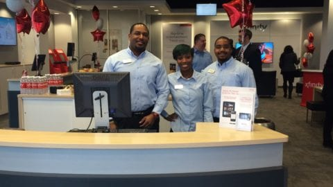 Comcast Unveils Second Philadelphia Xfinity Store