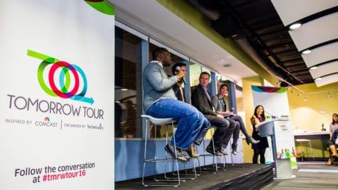 Tomorrow Tour Philadelphia: Where Entrepreneurship and Innovation Meet