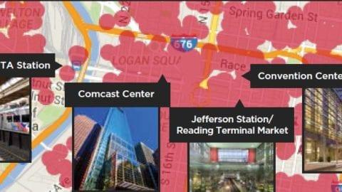Comcast Opens Xfinity WiFi Hotspots for DNC