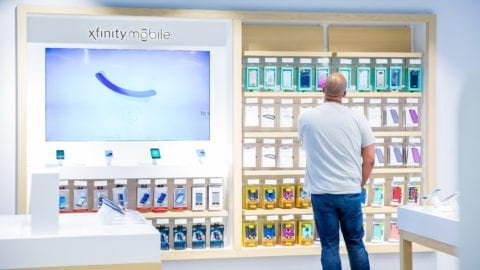 Xfinity Mobile Begins Retail Rollout at Xfinity Stores Across Greater Philadelphia & New Jersey