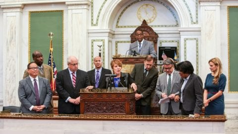 Philadelphia City Council Recognized Comcast NBCUniversal for its Commitment to Military Community