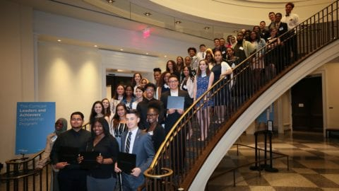 Comcast NBCUniversal Awards $74,000 in Scholarships to 65 Greater Philadelphia Area High School Seniors