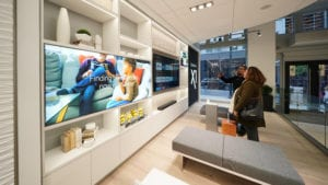 Comcast Unveils First Interactive Xfinity Retail Store in Center City Philadelphia