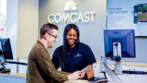 Comcast Unveils First Interactive Xfinity Retail Store in Montgomery County
