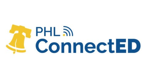 PHL ConnectED logo.